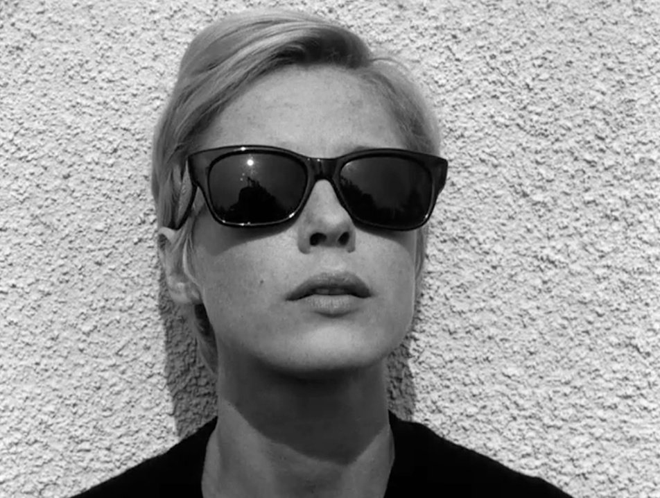 Bibi Andersson as Nurse Alma in Ingmar Bergman's Persona (1968)