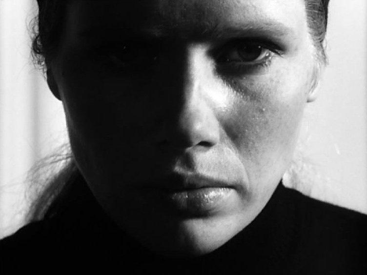 Liv Ullmann in Persona