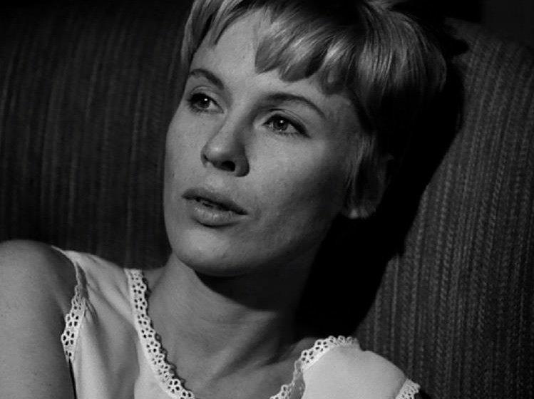 Bibi Andersson in Persona (1966)