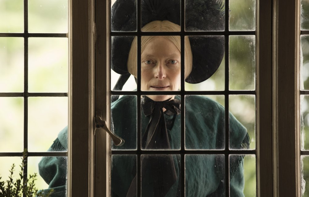 Tilda Swinton as Betsey Trotwood