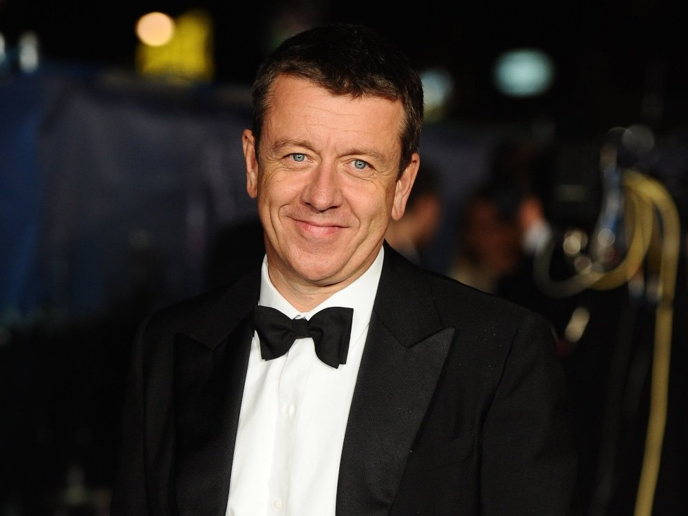 Peter Morgan at the BFI London Film Festival for the opening night gala of 360 in 2011