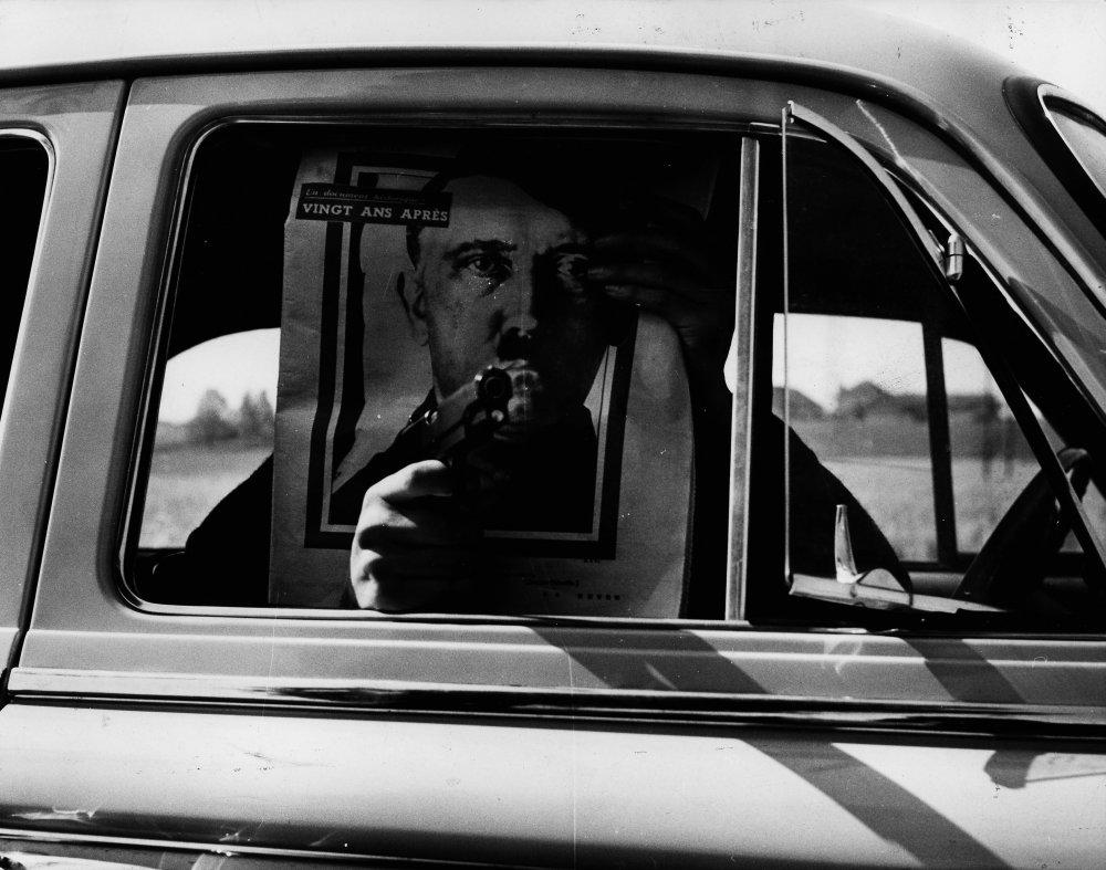 Jean-Luc Godard's Le Petit Soldat (1960)