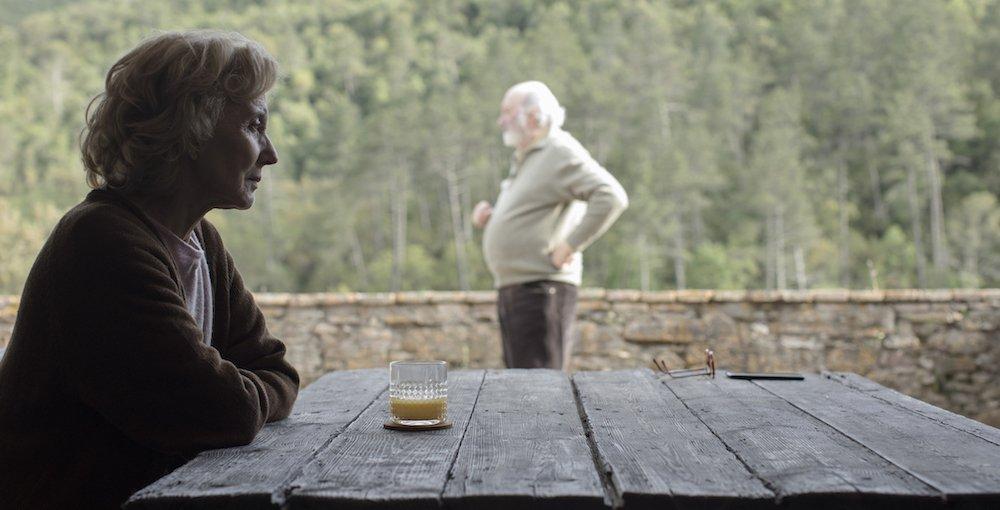 Joan Botey as Jaume and Marisa Paredes as Marisa
