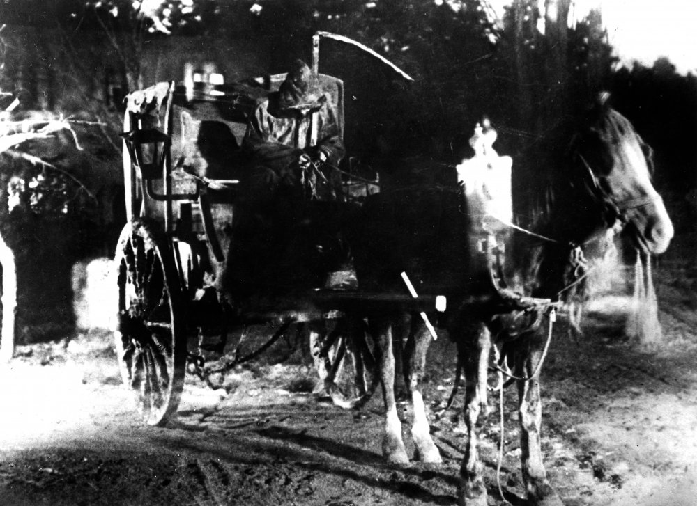 The Phantom Carriage (1920)