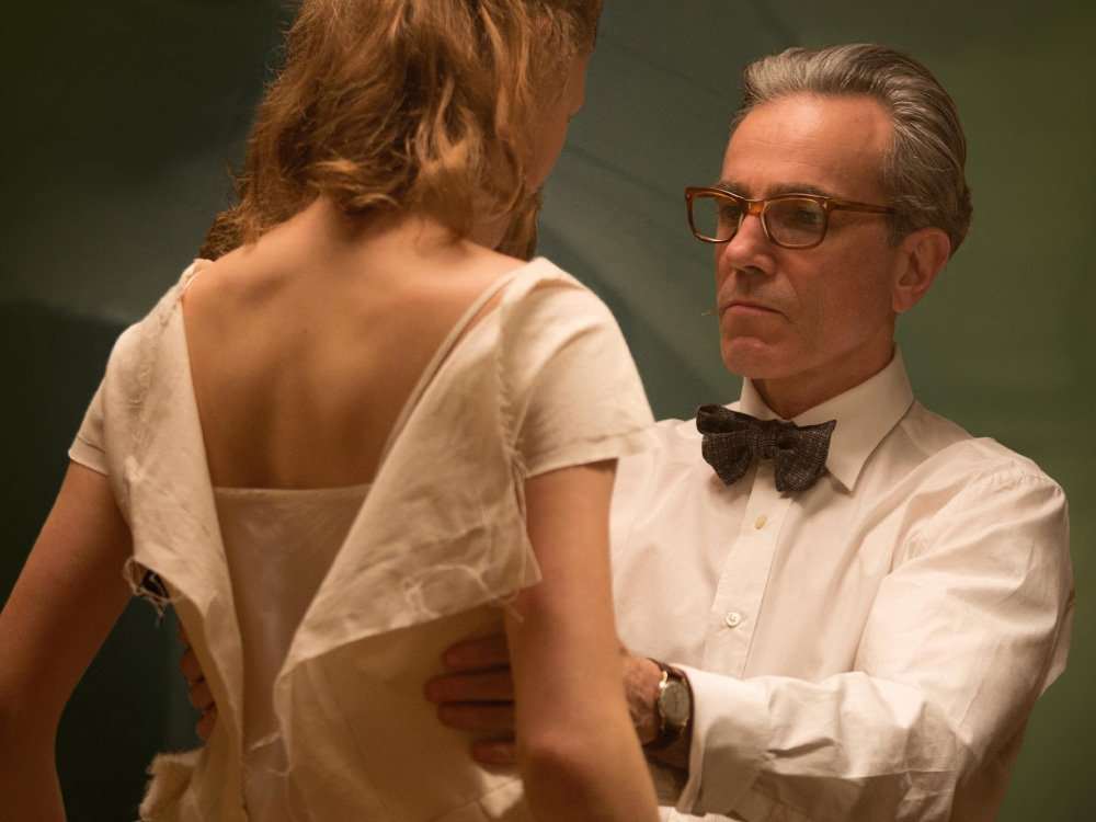 Phantom Thread, one of 68 major inward investment films basing themselves in the UK in 2017