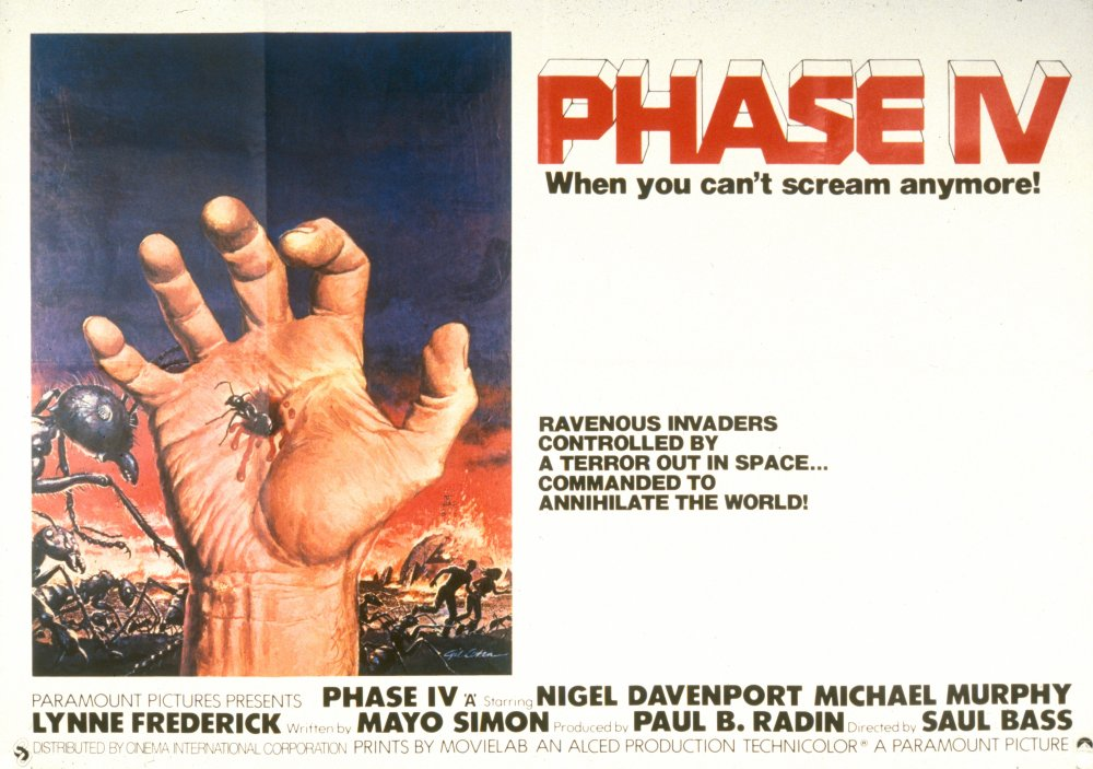 Phase IV (1974) poster