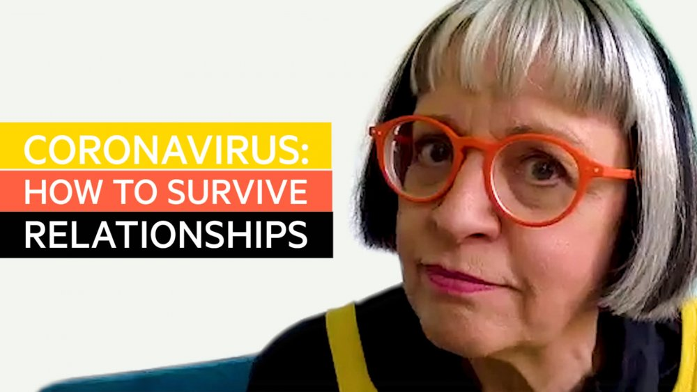The Financial Times' video Coronavirus: How Survive Relationships