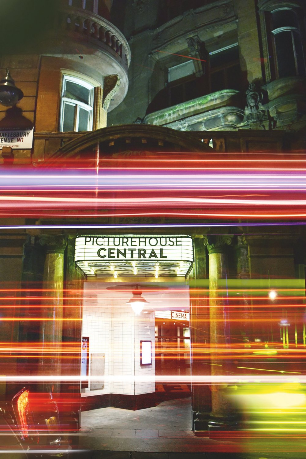 Picturehouse Central, June 2015