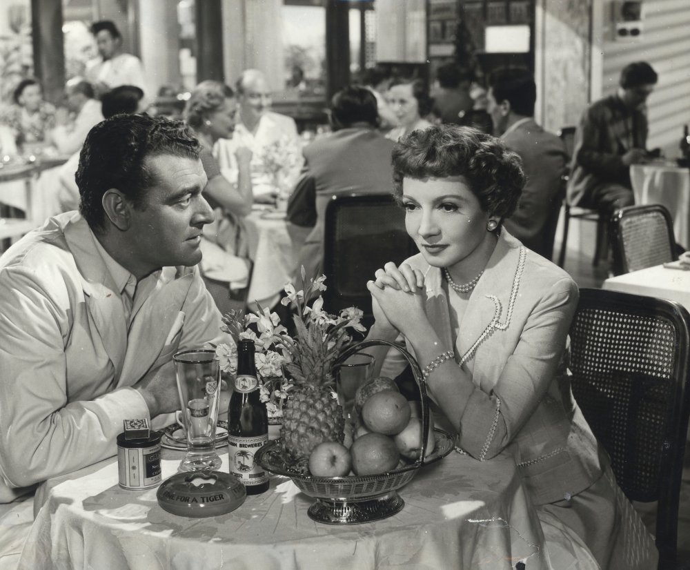 The Planter's Wife (1952). Jack Hawkins and Claudette Colbert star in this Empire drama set in 1950s Malaya