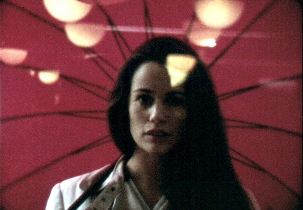 Lucie Lucas in Super 8
