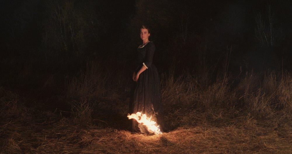 Adèle Haenel as Héloïse in Portrait of a Lady on Fire (Portrait de la jeune fille en feu)