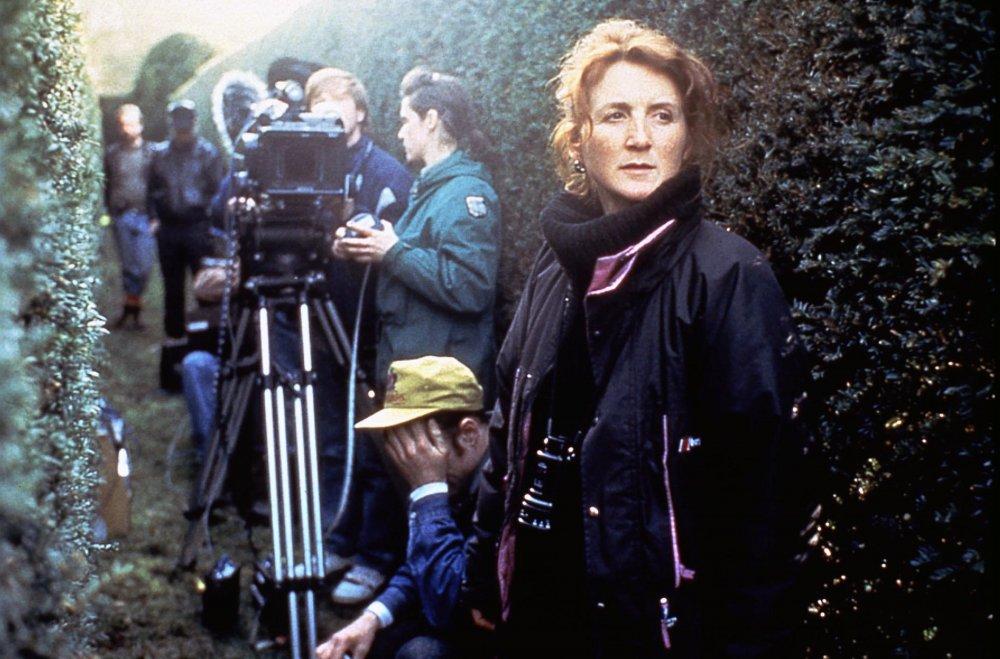 Sally Potter directing Orlando (1993)