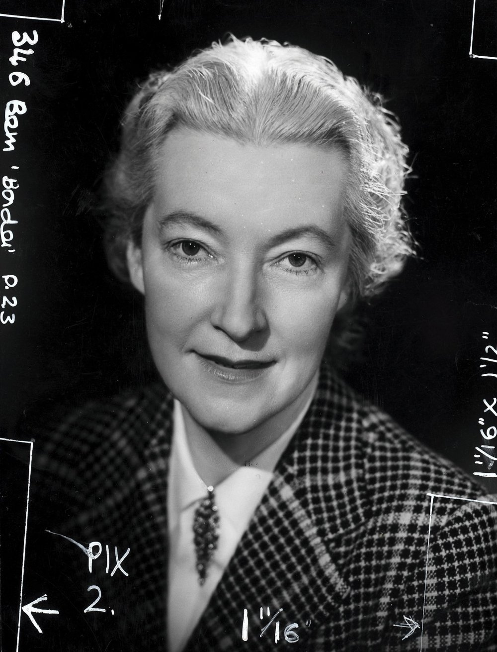 Critic Dilys Powell