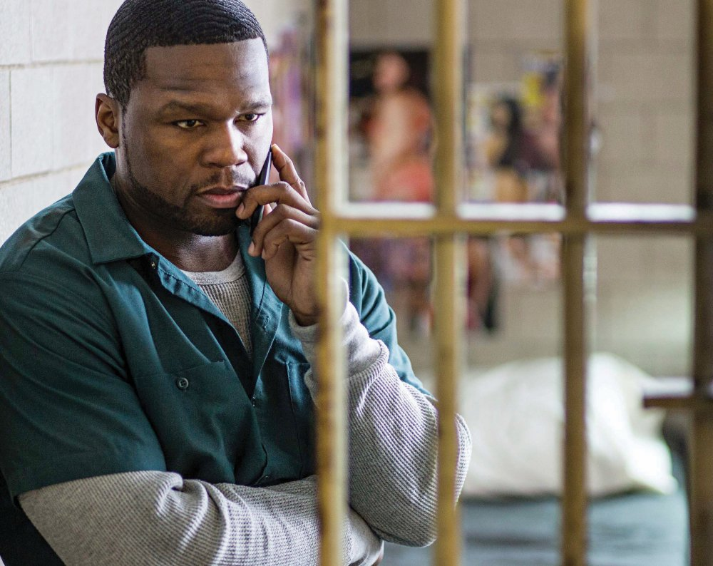 50 Cent in Power (2015)