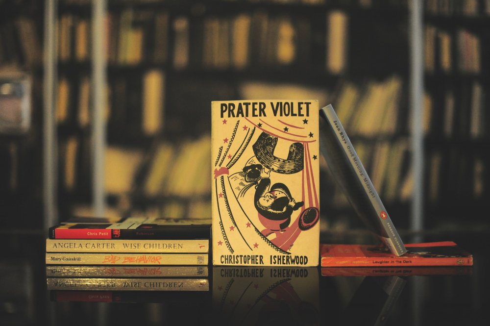 Prater Violet by Christopher Isherwood