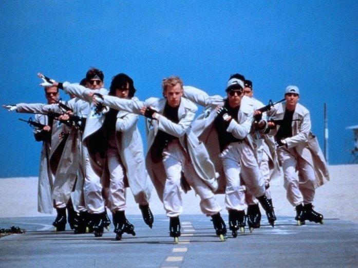 Prayer of the Rollerboys (1990)