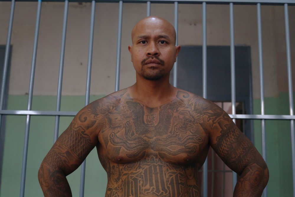 Kahn was Samnang's second in command on set and grew up with him in south central LA, also being deported back to Cambodia only two months before we started shooting