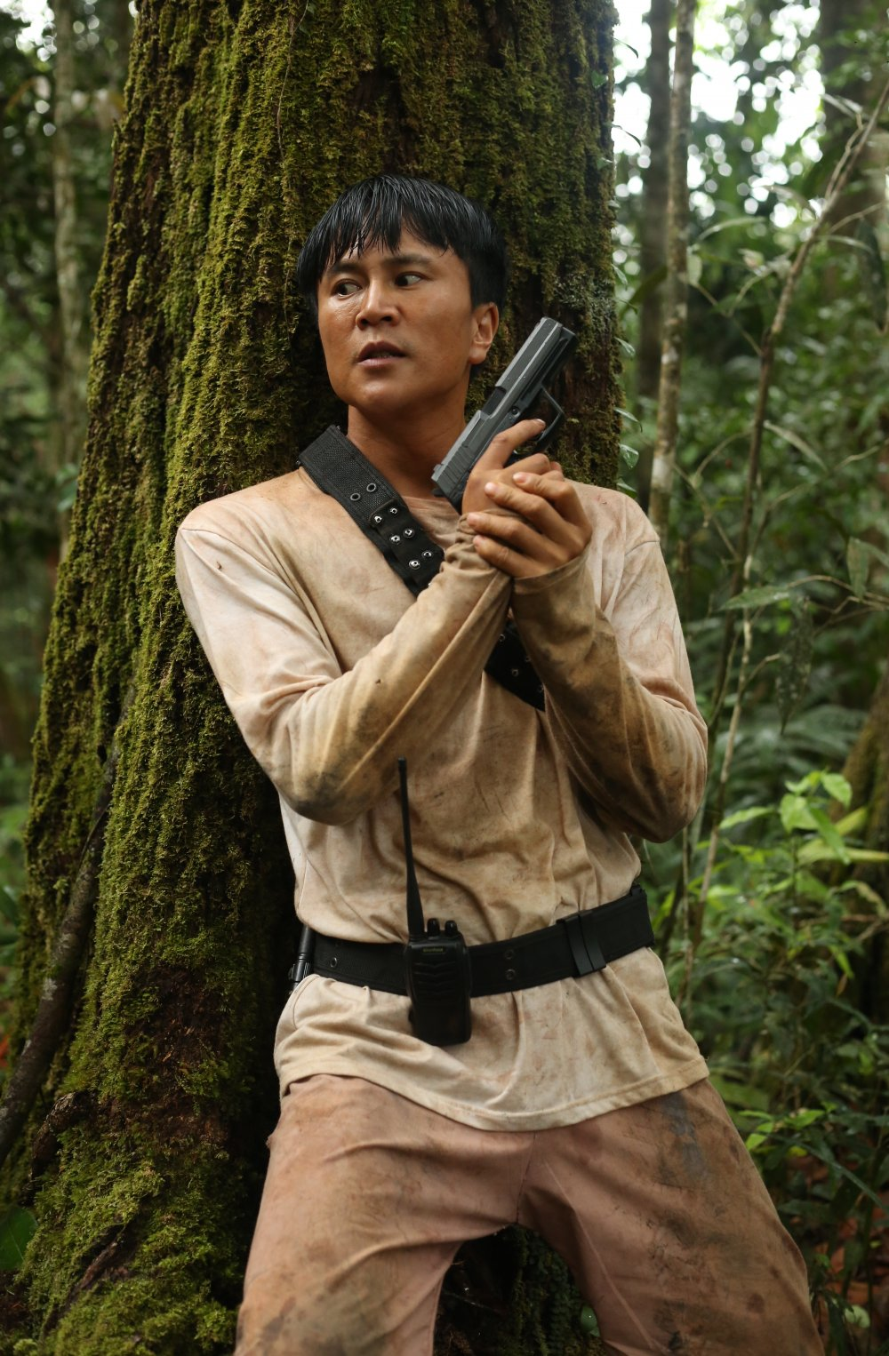 The Prey's leading man, Gu Shang Wei, is a five-time national boxing champion turned charismatic Chinese action star