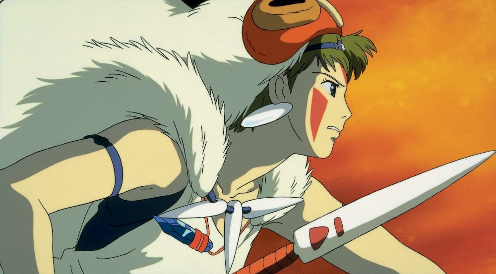Princess Mononoke (1997)