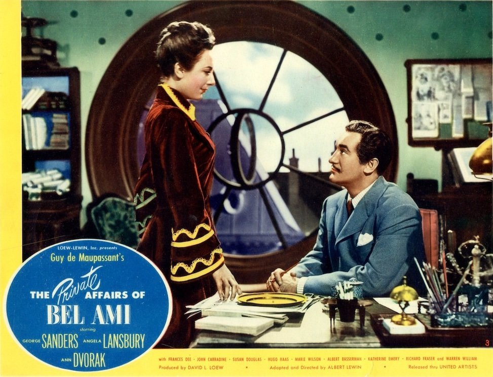The Private Affairs of Bel Ami (1946)