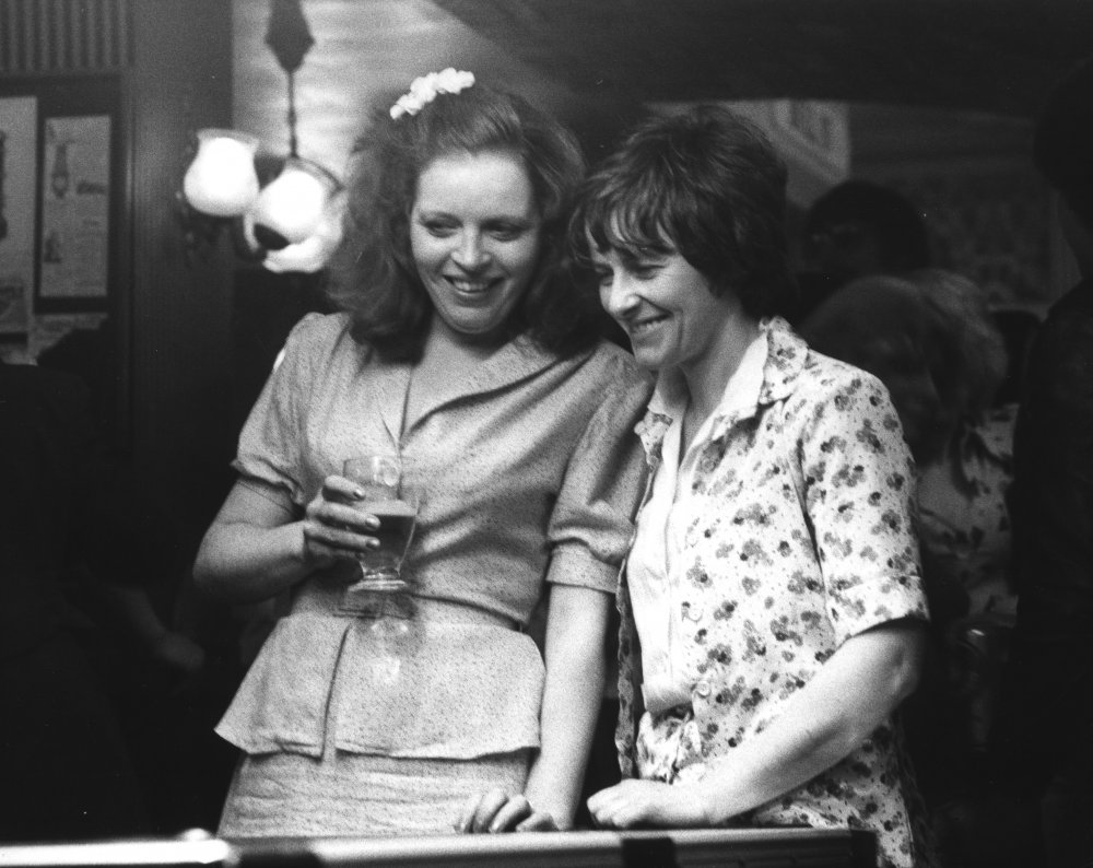 Eleanor Forsythe and Kate Crutchley in Prostitute (1980)