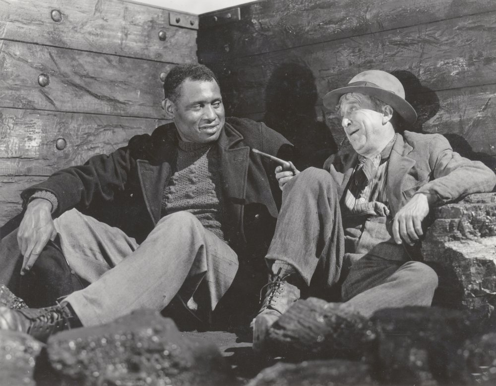 Paul Robeson in The Proud Valley (1940)