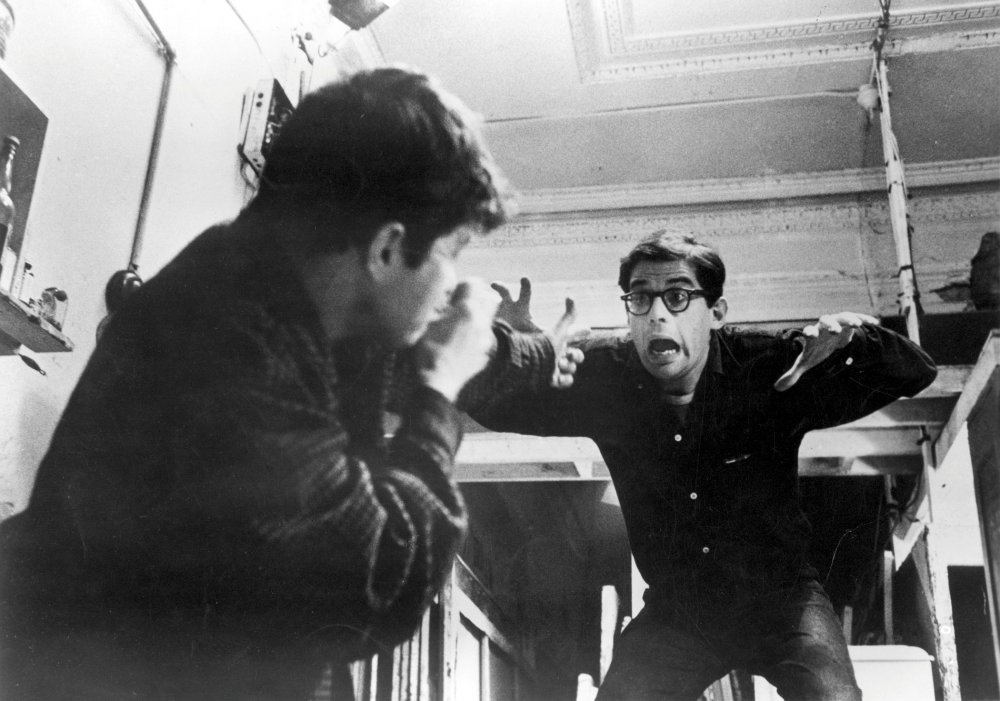 Robert Frank and Alfred Leslie's Pull My Daisy (1959)