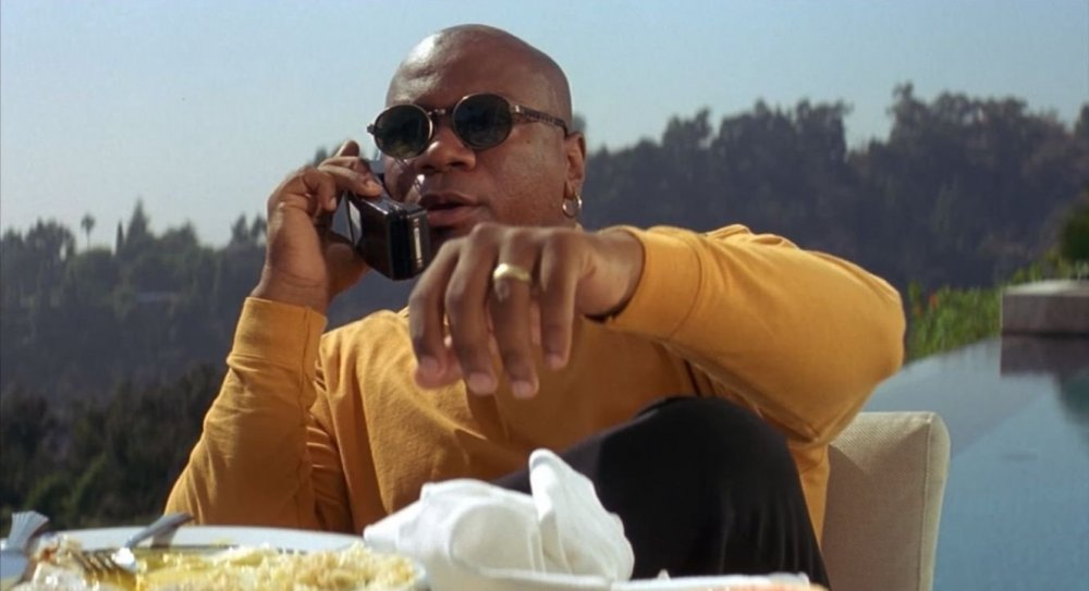 Marsellus Wallace (Ving Rhames) in Pulp Fiction (1994)