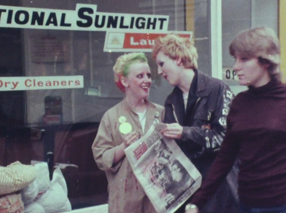The Punk Kebab Documentary (1977)