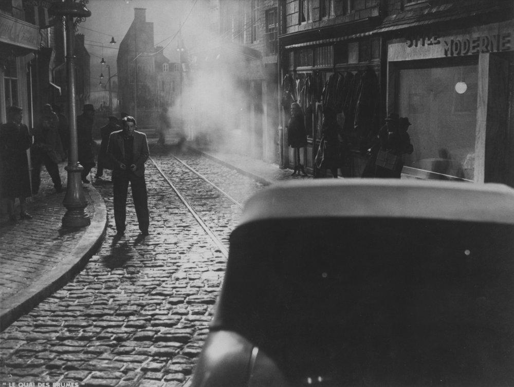 Le Quai des brumes (1938)