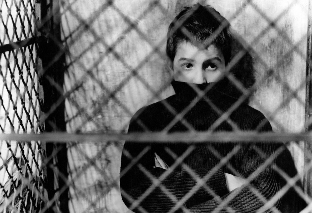 Les Quatre Cents Coups, which won newcomer François Truffaut the best director prize at the 1959 Cannes Film Festival