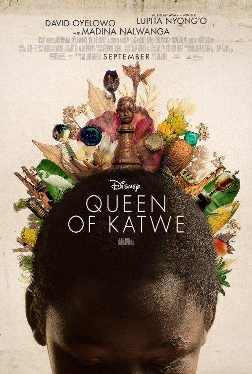 Queen of Katwe (2016) poster