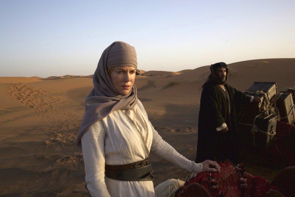 Nicole Kidman as Gertrude Bell in Werner Herzog's Queen of the Desert (2015)
