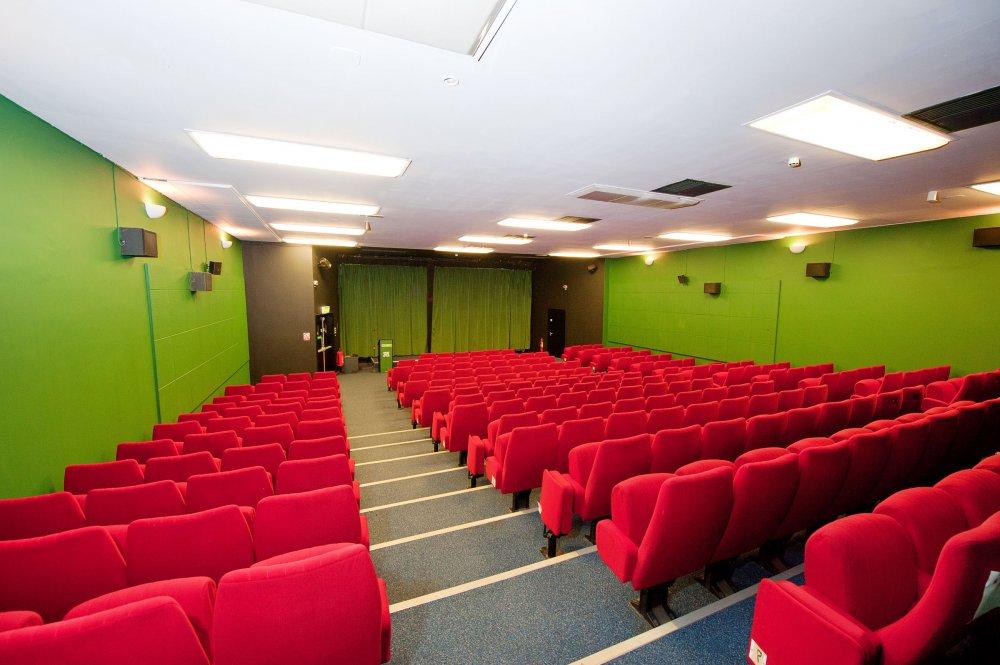 Queen's Film Theatre, Belfast, c.2012