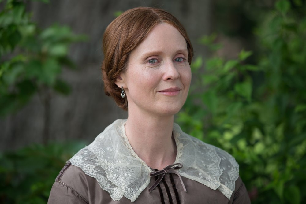 Cynthia Nixon as Emily Dickinson in Terence Davies' A Quiet Passion (2016)