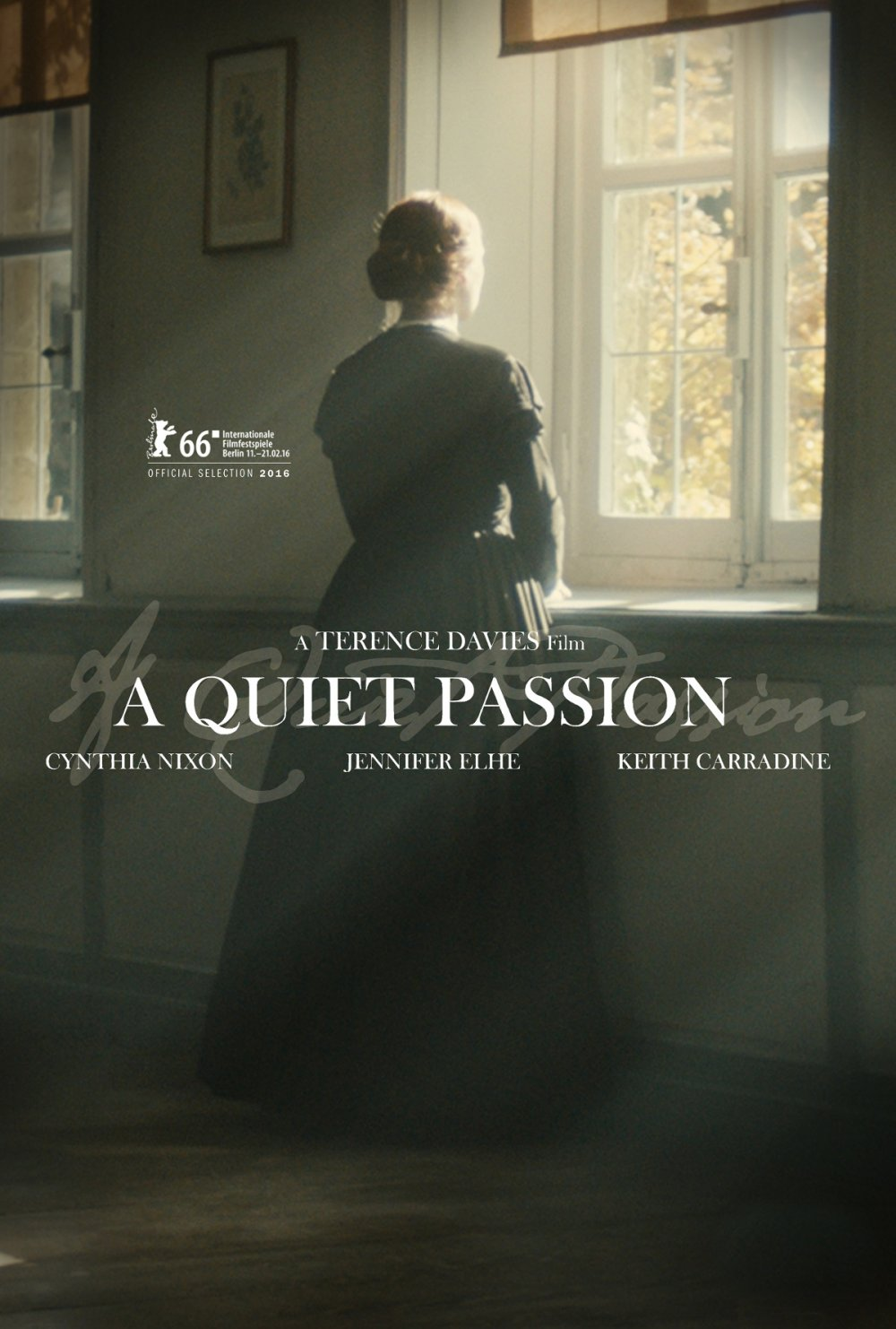 A Quiet Passion (2016) poster