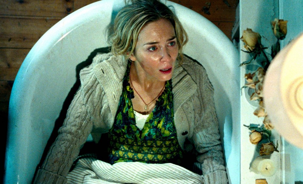 Emily Blunt as Evelyn