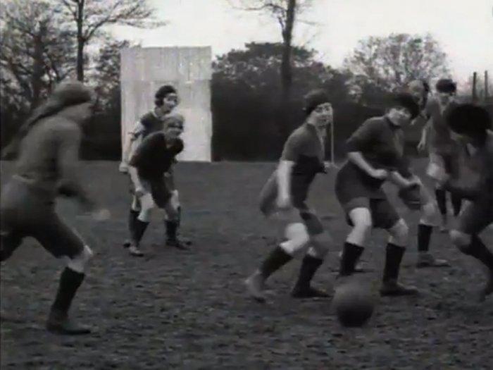 Quite Unfit for Females (1921)