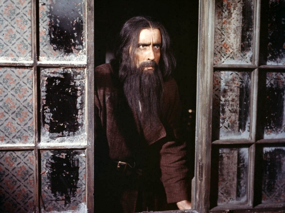 Rasputin the Mad Monk (1965)