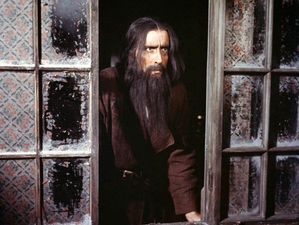 Rasputin the Mad Monk (1965)
