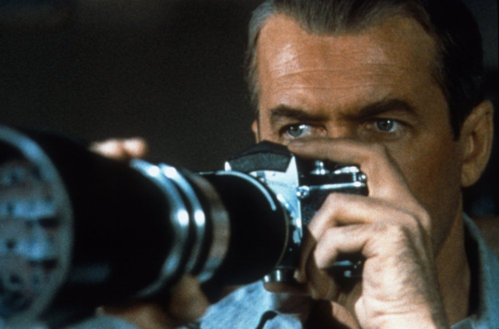 Rear Window (1954)