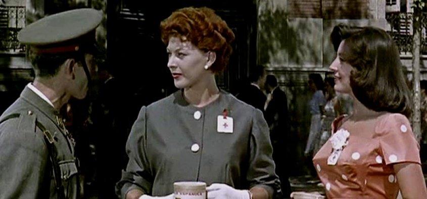 The Red Cross Girls (1958)