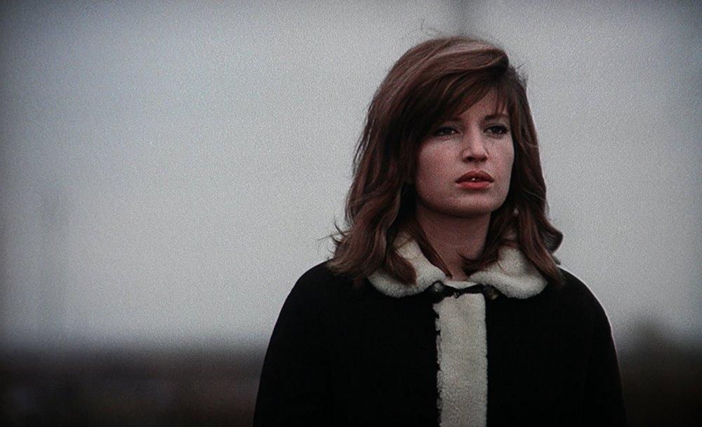Antonioni's Red Desert (1964): a big inspiration to Hitchcock
