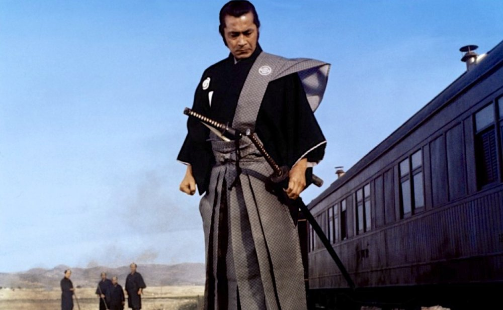 10 great samurai films | BFI