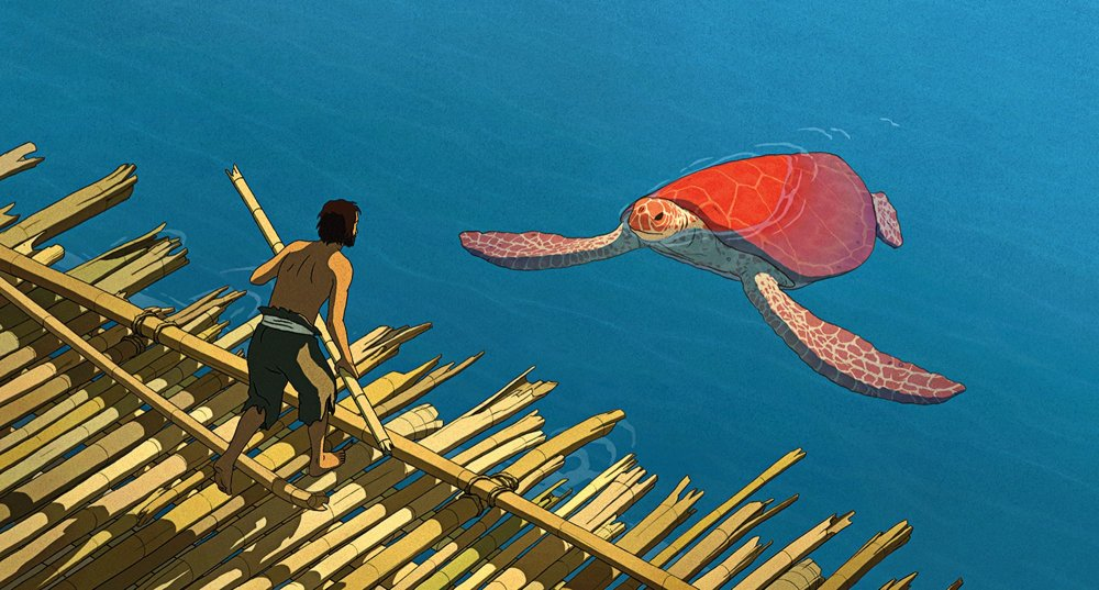 The Red Turtle (2016)