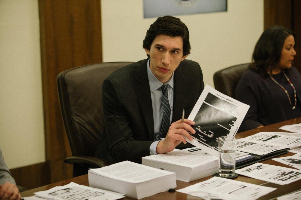 Adam Driver as Daniel Jones in The Report