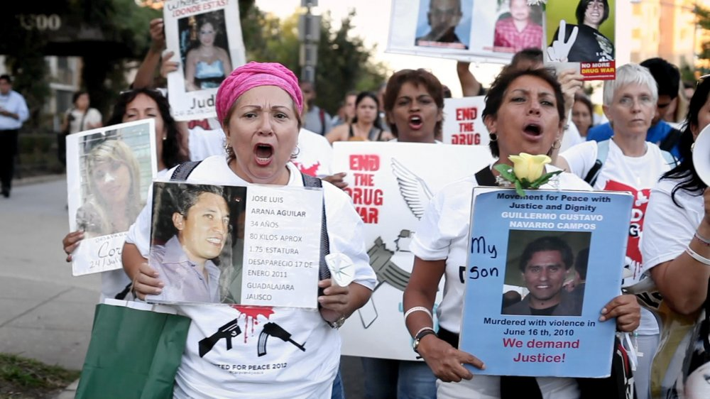 Mothers demand the truth about their disappeared in Alicia Calderón's Retratos de una búsqueda (Portraits of a Search)
