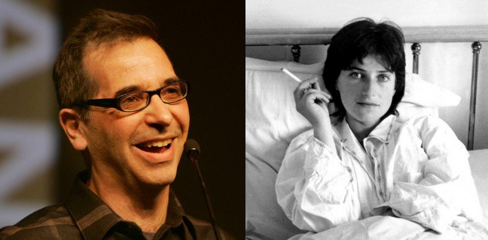 Richard Glatzer and Chantal Akerman