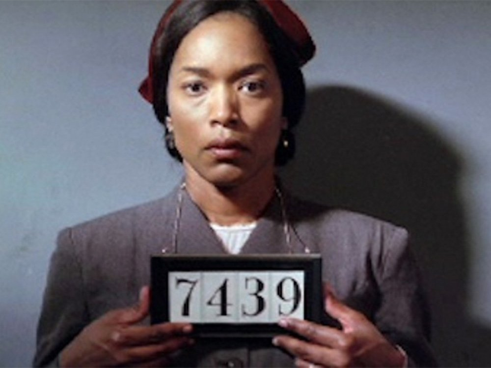 Ride to Freedom: The Rosa Parks Story (2002)