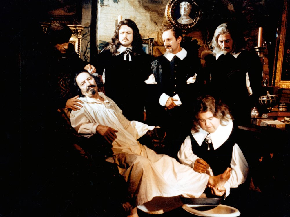 <strong>The Rise to Power of Louis XIV (1966)  </strong>Best known for his early neorealist films, Roberto Rossellini turned to the historical past in the 1960s for a string of made-for-TV films, including this royal drama, which makes pioneering use of the zoom lens
